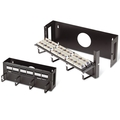 Cat5e Patch Panel Hinged