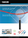 Counterfeit Cable Brochure