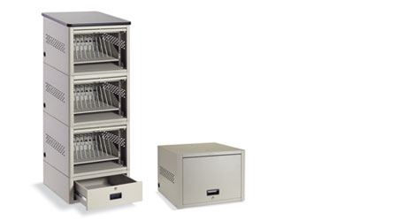 Mobile device lockers