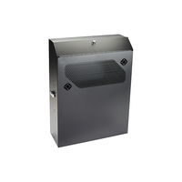 Low-Profile Vertical Wallmount Cabinet - 6U