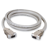 DB9 Extension Cable (with EMI/RFI Hoods)