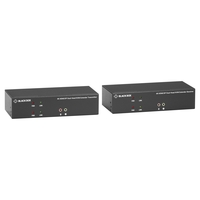 KVX KVM Extender over CATx – 4K, Dual-Head, HDMI/Displayport