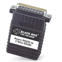 Async RS-232/V.24 - 2-Wire RS-485 Interface Converters