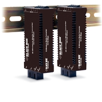 Industrial MultiPower Media Converters for Single-Strand Fibre
