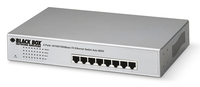 Easy Plug and Play Gigabit 10/100/1000 Switch