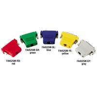 DB25 to RJ-45 Coloured Adapter Kit (Unassembled)