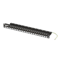 CAT6a Patch Panel, Blank