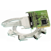 RS-422/485 Universal PCI Cards