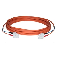 Ruggedised Fibre Optic Multimode OM2 Patch Cables (50-/125-µm)