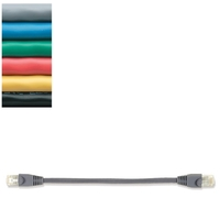 SpaceGAIN CAT5e Reduced-Length Patch Cables