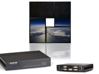 Videoplex 4 Video Wall Controller DVI