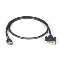 VCL-HDMIDVI-001M: Video Cable, HDMI to DVI, Male/Male, 1.0 m