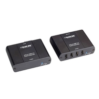 IC400A-R2: USB 1.1 & USB 2.0, 100m, 4-Port