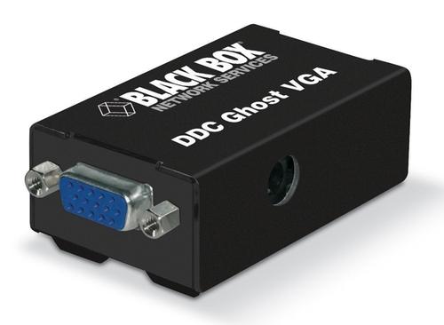 ACS2100A, VGA EDID Emulator (DDC EDID Ghost) - Black Box