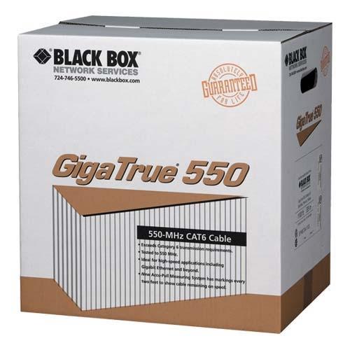Eyn864a Pb 1000 Gigatrue 174 Cat6 Bulk Cable Utp 550mhz