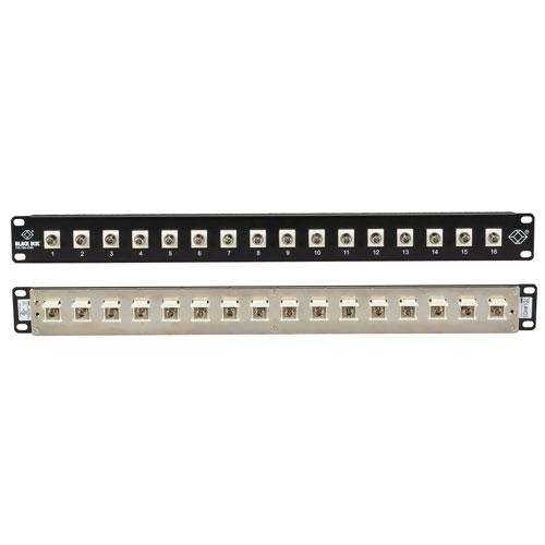 Jpm390a Black Box Connect Fiber Patch Panel Kit Black Box