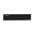 Secure KVM Switch, NIAP 3.0, 4K DisplayPort quad head