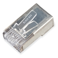 CAT5e Shielded Modular RJ-45 Plugs