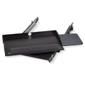 "19"" Sliding/Pivoting Keyboard Tray with Mouse Tray"