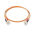 Fibre Optic Multimode OM1 Patch Cables (62.5-/125-µm)