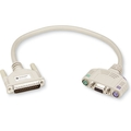 ServSwitch™ to Keyboard/Monitor/Mouse Cables (User Cables)
