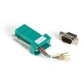 DB9 to RJ-45 Coloured Adapter Kit (Unassembled)