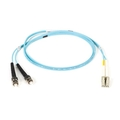 Fibre Optic Multimode OM3 Patch Cables (50-/125-µm)