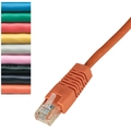 CAT5e UTP 100-MHz Moulded Patch Cables