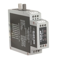 DIN Rail RS-232/RS-485 to Fibre Driver