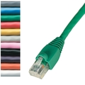 GigaTrue® CAT6 550-MHz UTP Patch Cables with Snagless Boots