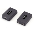 USB 1.1 and 2.0 CAT5e Extender 2-Port