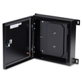 NEMA-4/IP66-Rated Fiber Splice Tray Wallmount Enclosure