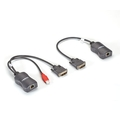 Line-Powered Extender Kit - DVI over CATx