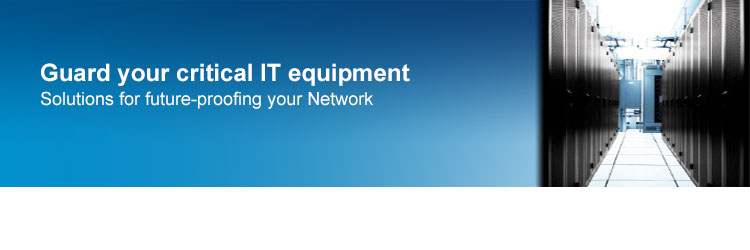 Guard your critical IT equipment