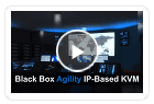 Video Demonstration from Black Box: Overview of the Agility-System for IP-based Extension and KVM Switching of DVI Video, USB and Audio.