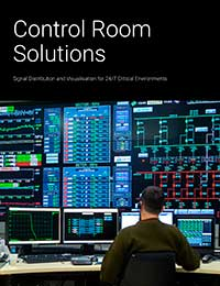 Solutions for Control Rooms