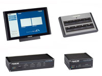 Multi-System AV, KVM and Room Control