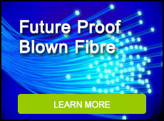 Blown Fibre