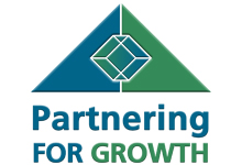 Partnering for Growth Logo